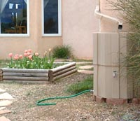 Arid Solutions Rain Barrel